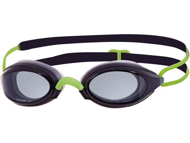Zoggs Fusion Air Lunettes de protection, black/green/smoke